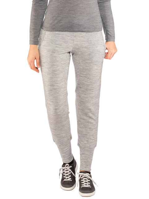 super.natural W's Essential Cuffed Pants Ash Melange